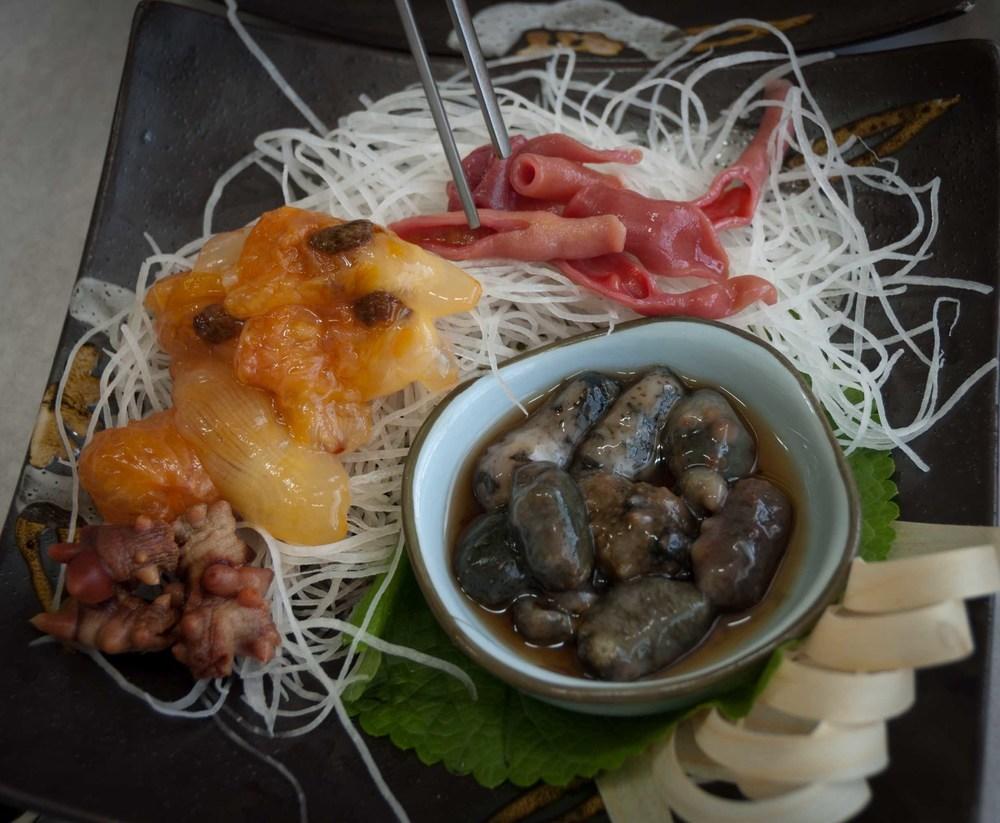 Korean Seafood