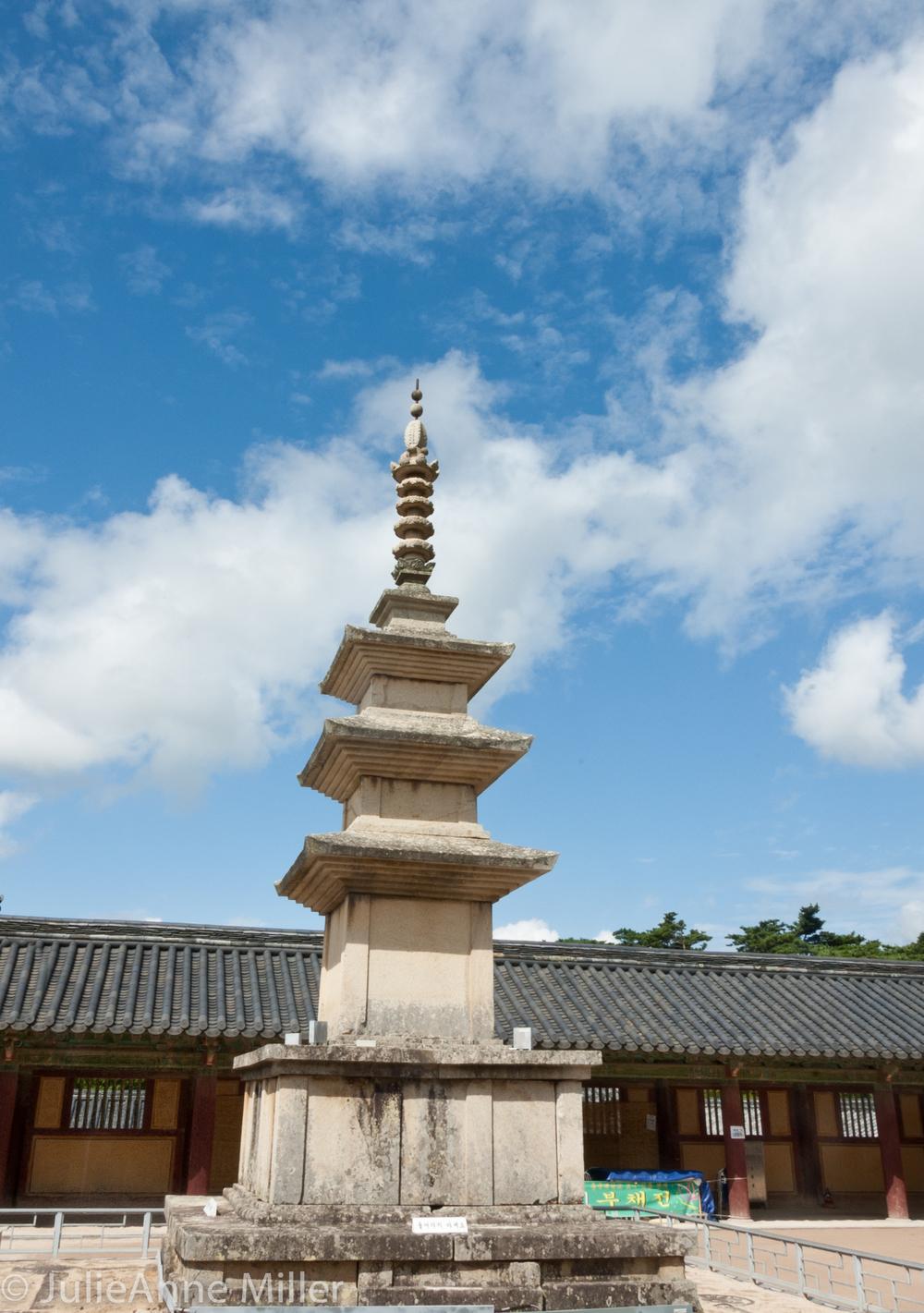 Seokga-tap Pagoda