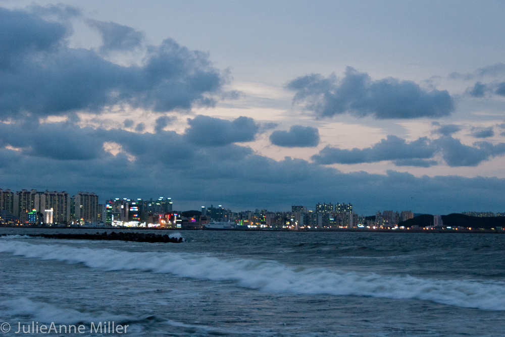 Pohang Harbor