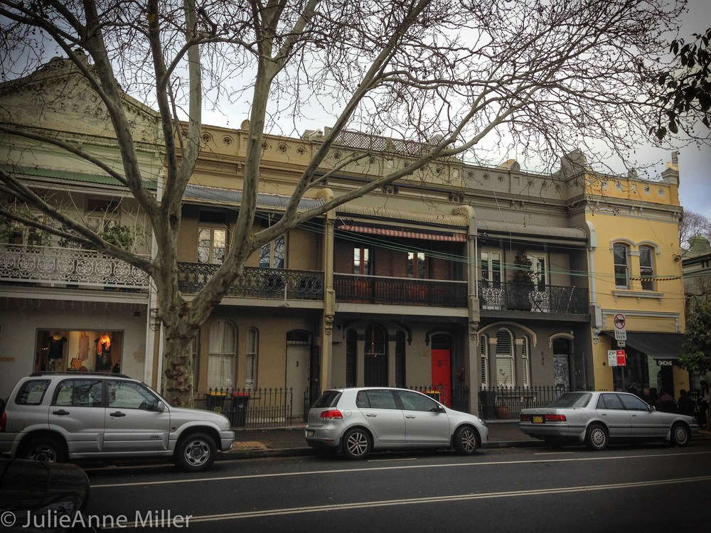 Surry Hills area