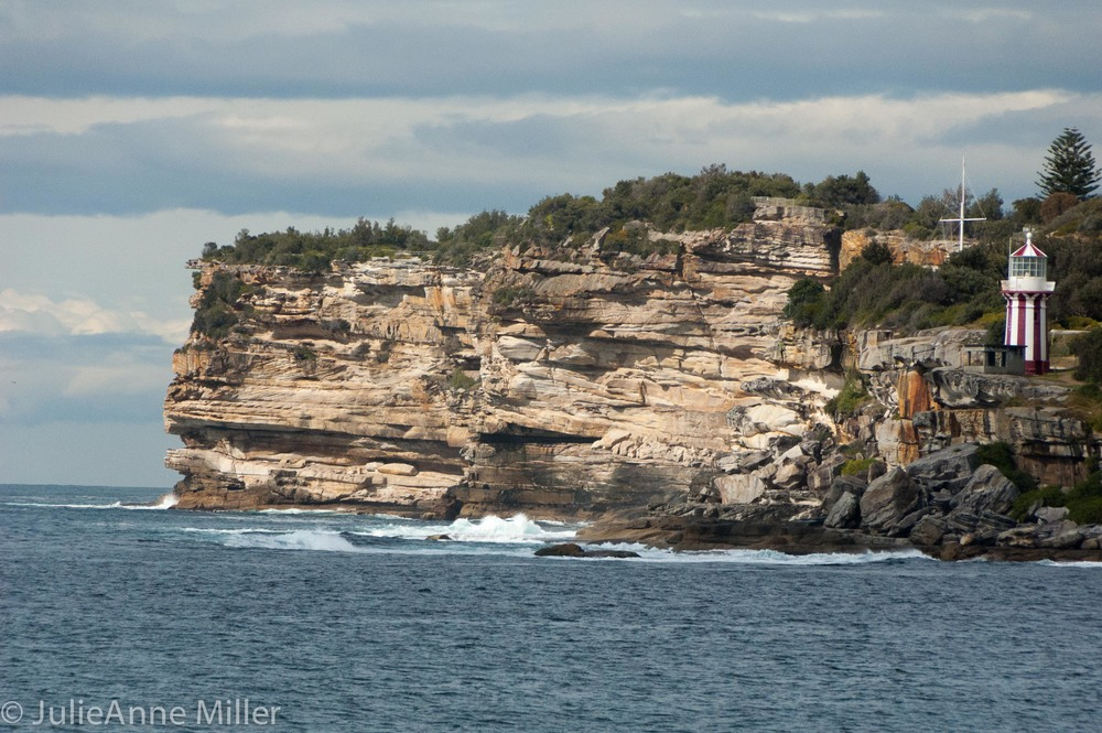 Cliffs at Manly
