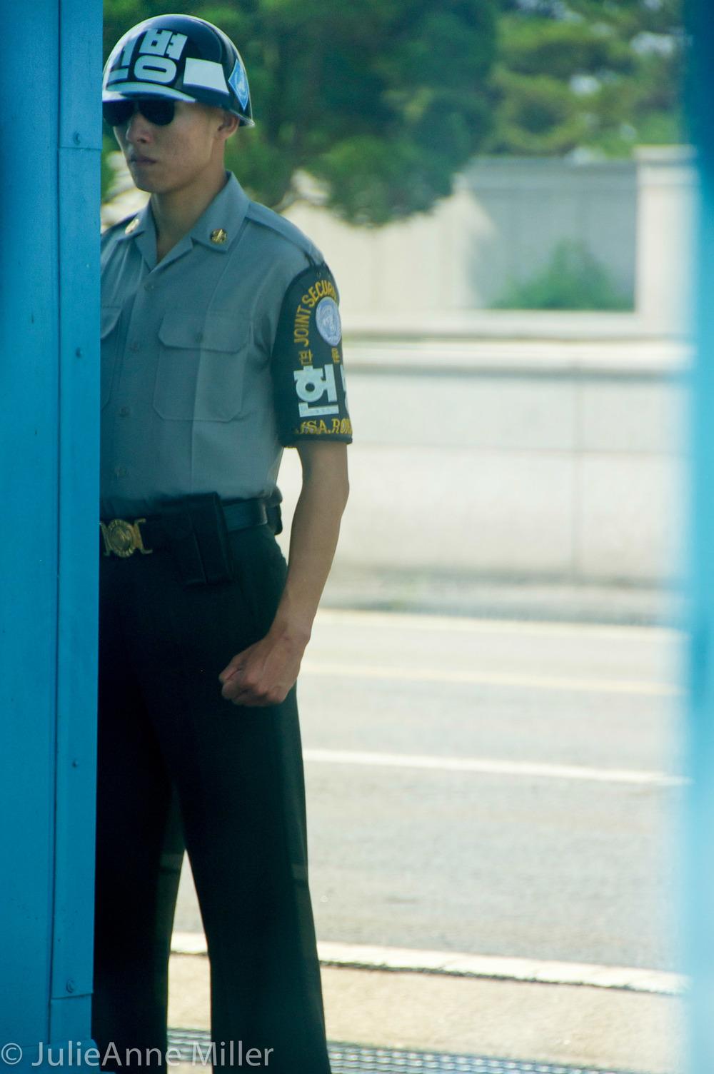 ROK soldier