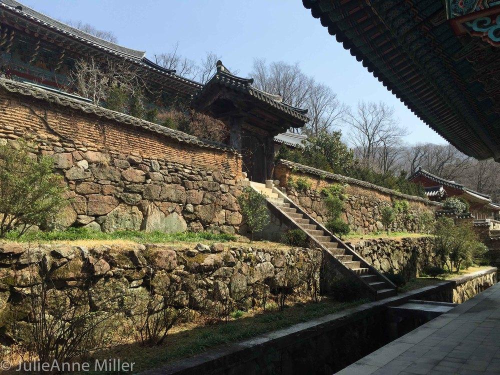 Songgwangsa, Suncheon, Korea