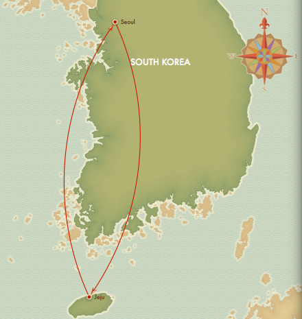 Juju Island, South Korea
