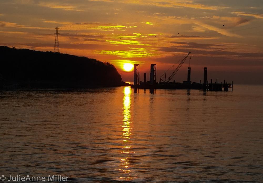 Sunset Muuido