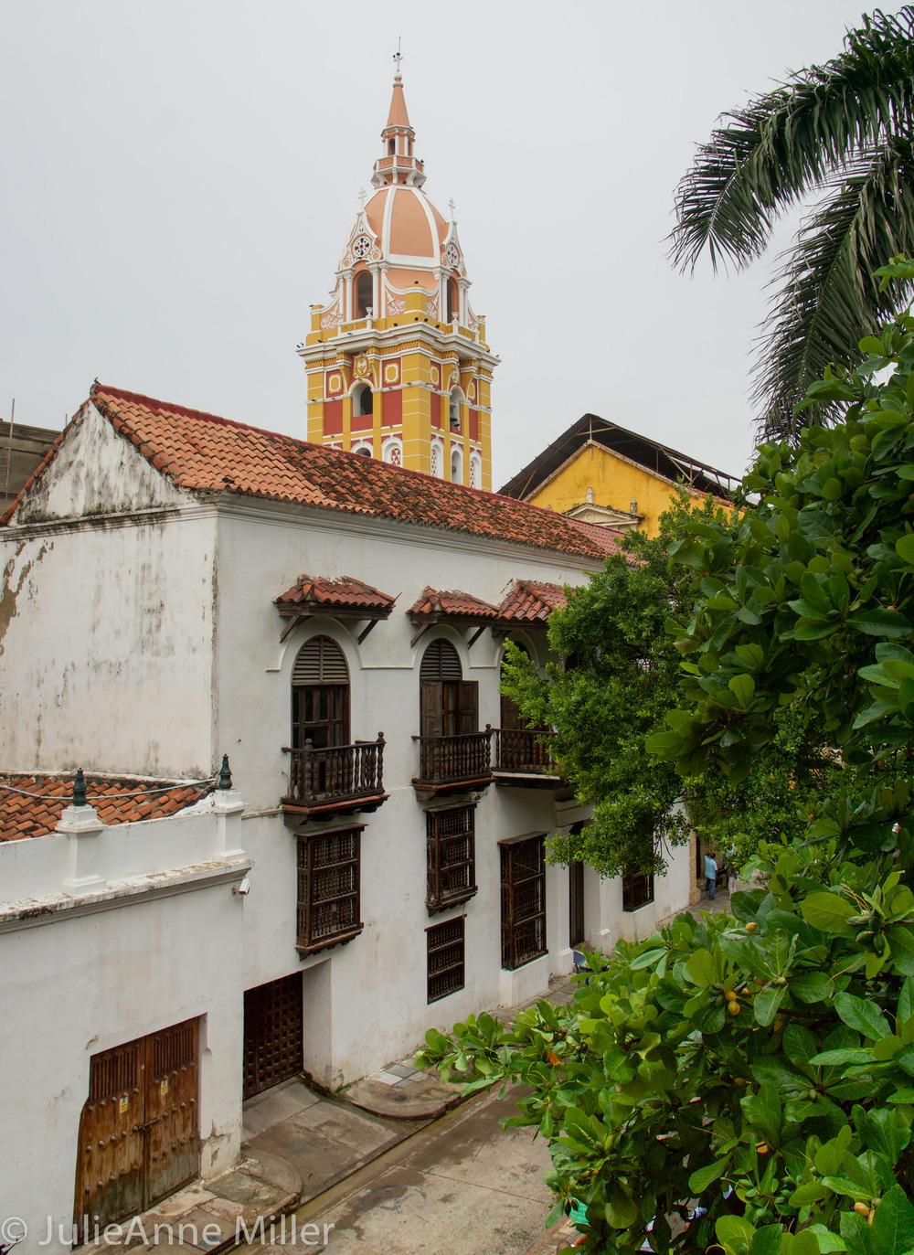 Santa Catalina de Alejandra Cathedral