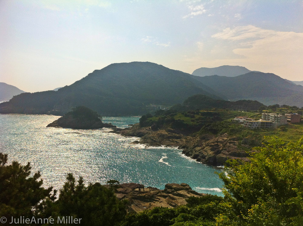Hallyeohaesang National Park, South Korea