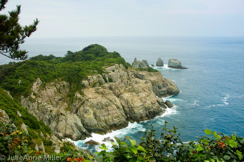 Hallyeohaesang National Park (한려해상국립공원)