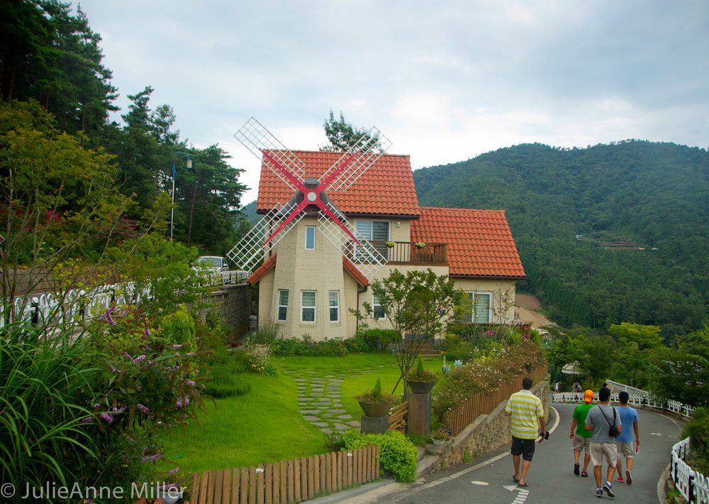 German Village, Namhae