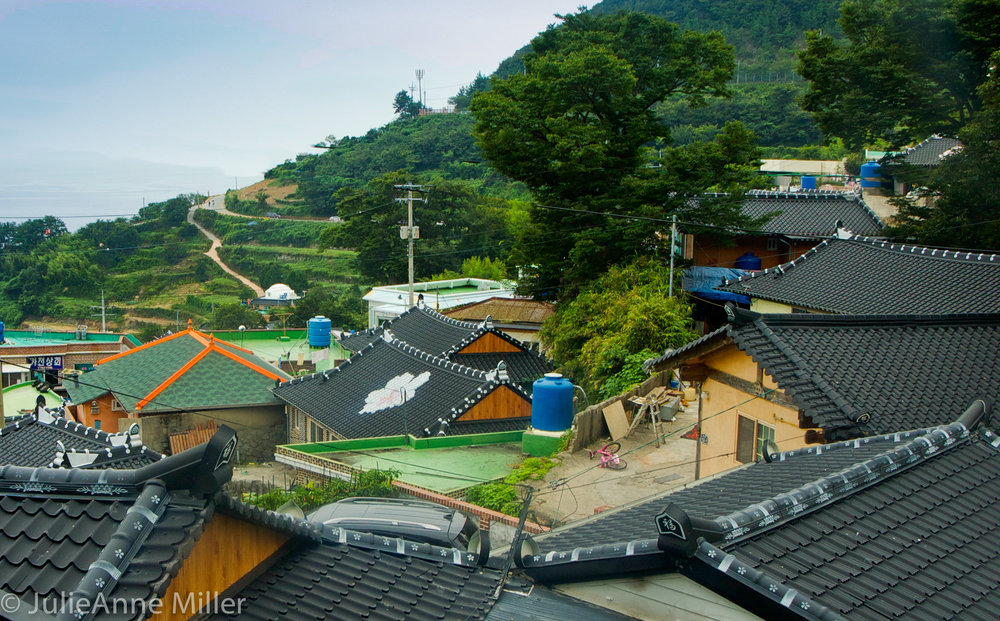 Gacheon Daraengi Village, South Korea