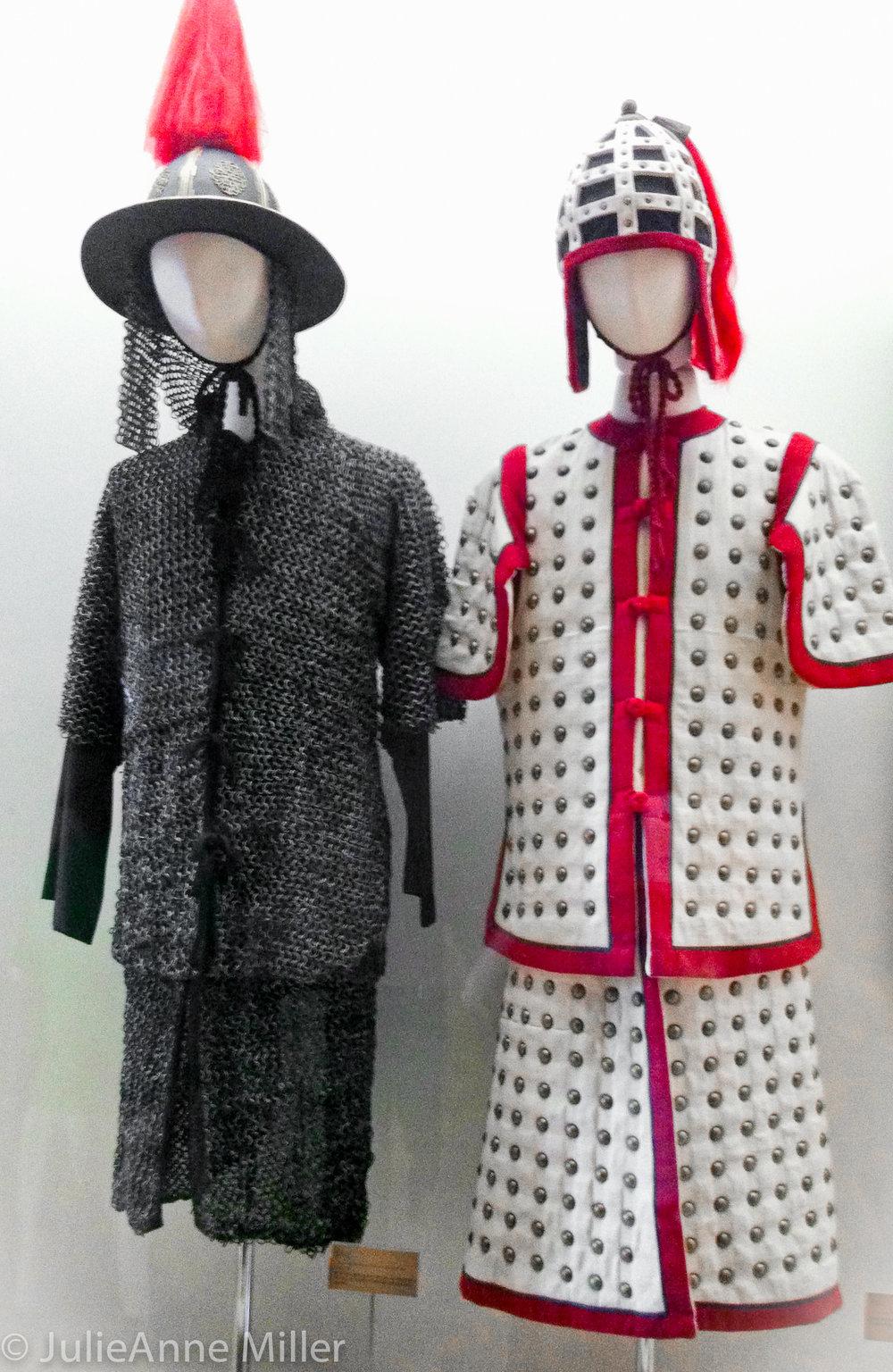 Yi Su Shin museum exhibit