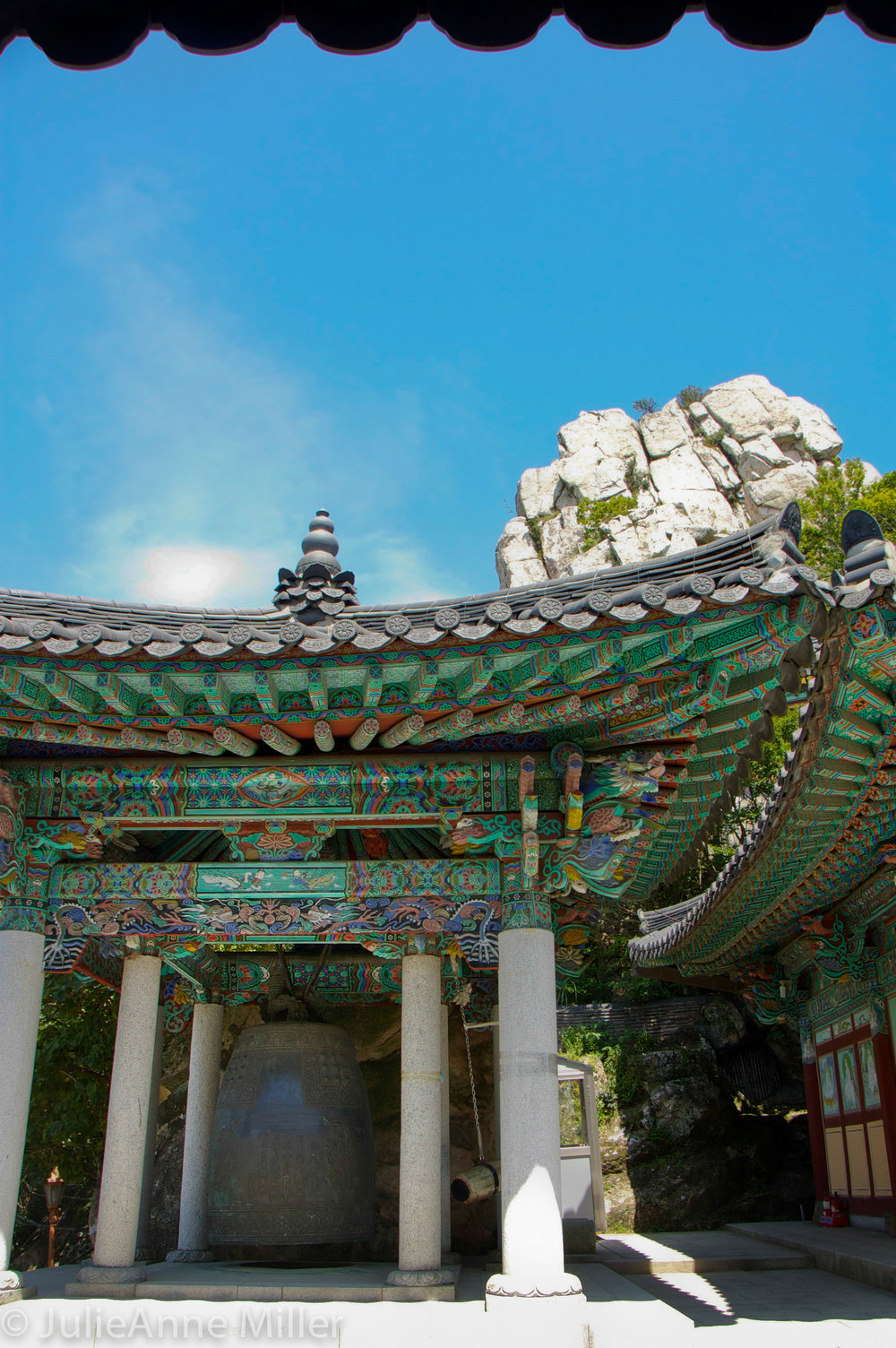 Boriam Temple South Korea