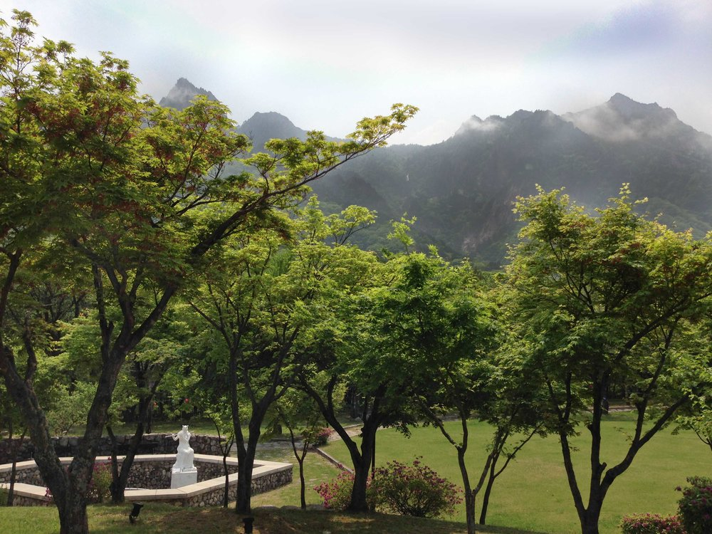 설악산 Sorak National Park