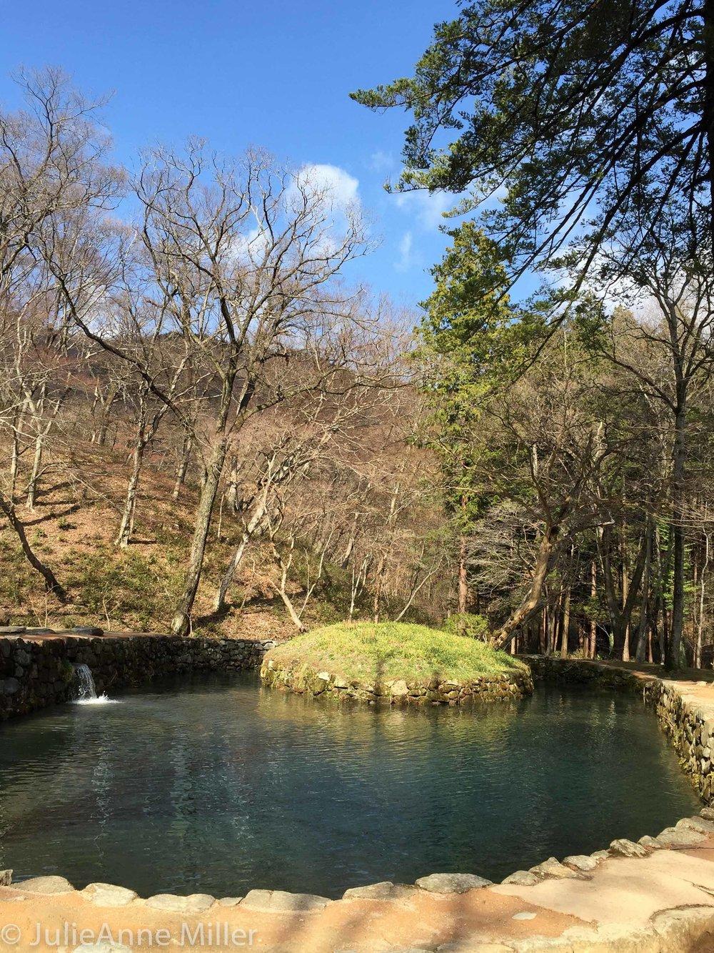 Samindang, Seonam Temple