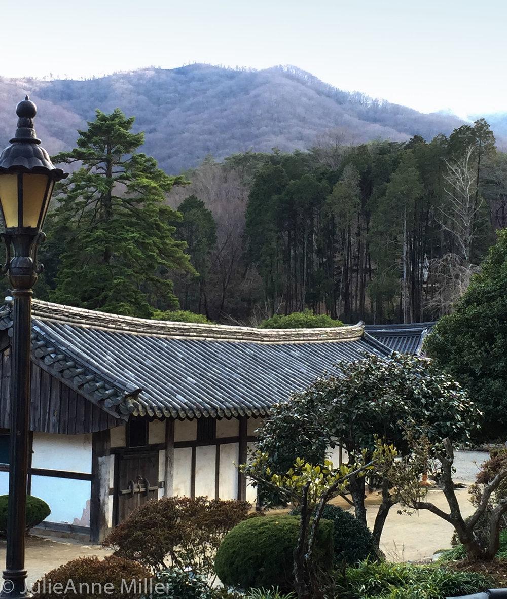 Seonam Temple, Suncheon, Korea