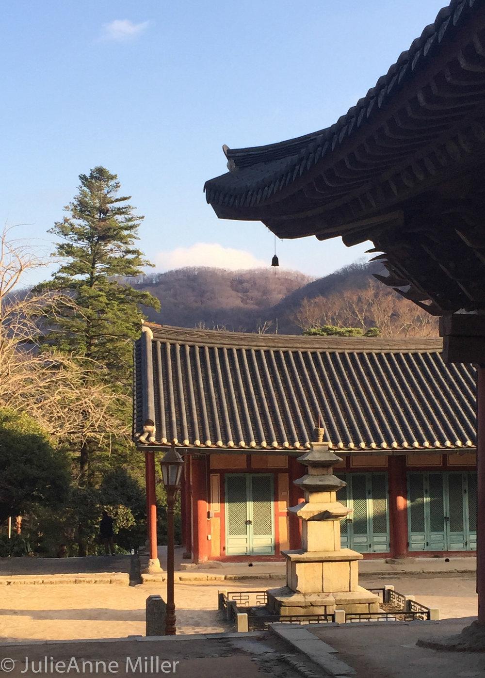 Seonamsa Temple, Jogyesan Park, Korea