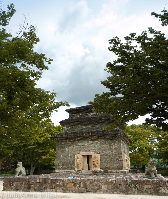 Bunhwang Temple, South Korea