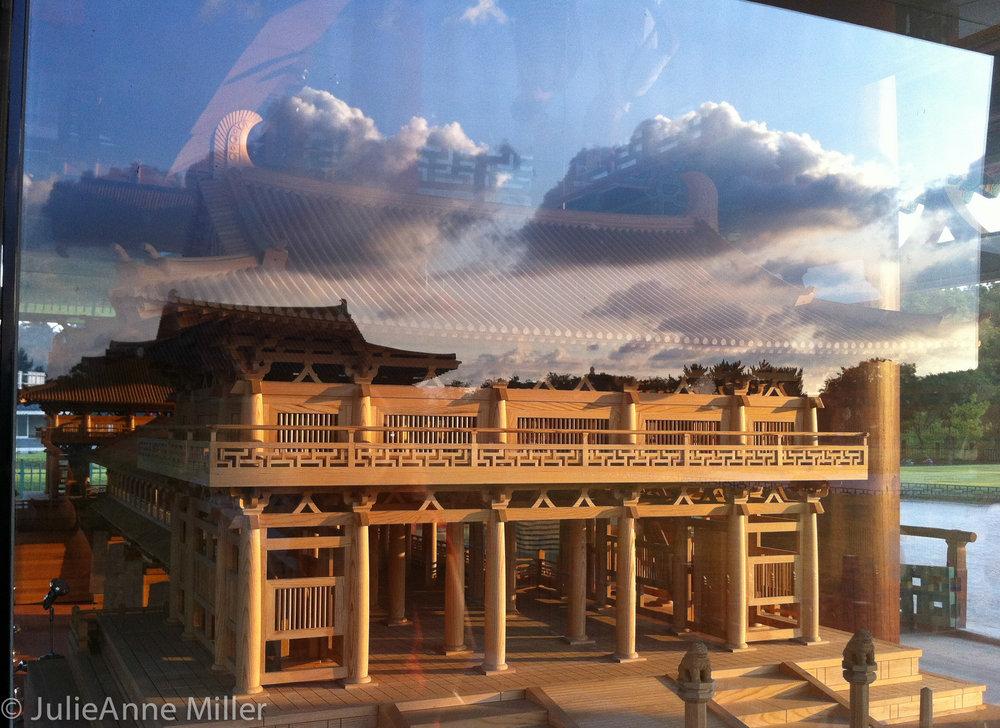Anapji replica, Gyeongju