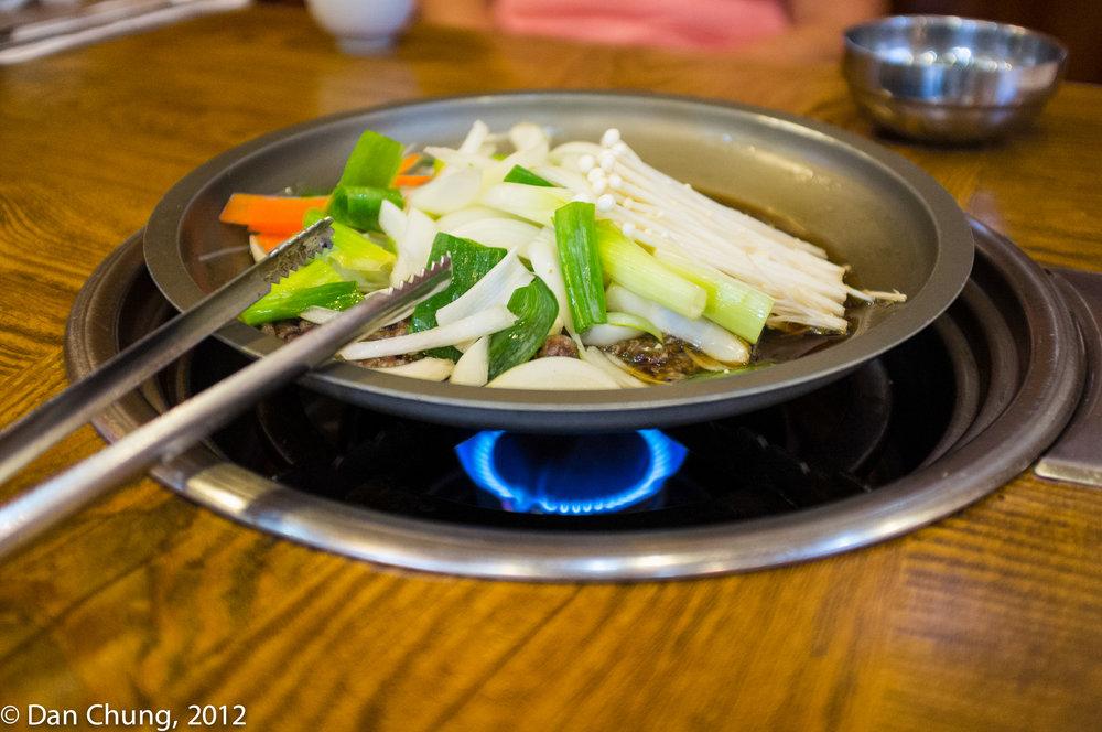 Byul Chae Ban (별채반) Gyeongju