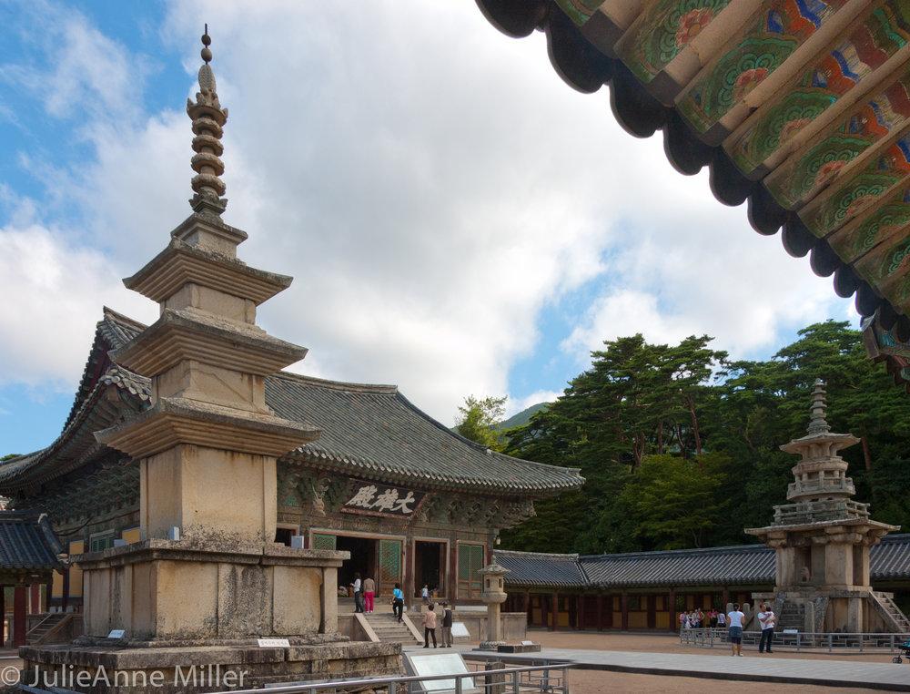 Seoktap, Bulkuksa Temple