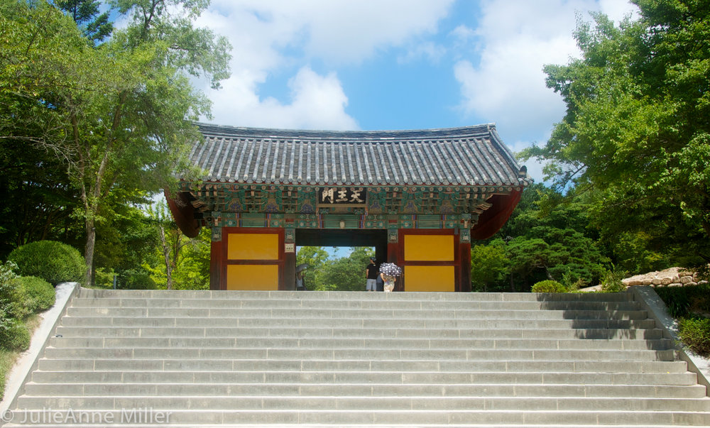 Bulkuksa Temple, Gyeongju South Korea