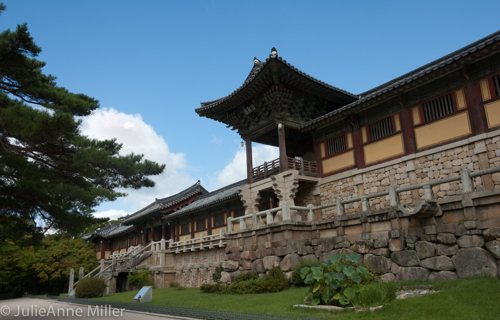 Bulkuksa Temple, Gyeongju, South Korea