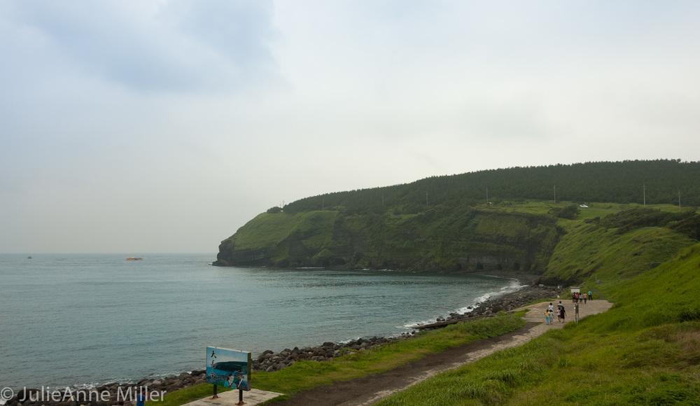 Jinjigul Caves, Jeju-Do