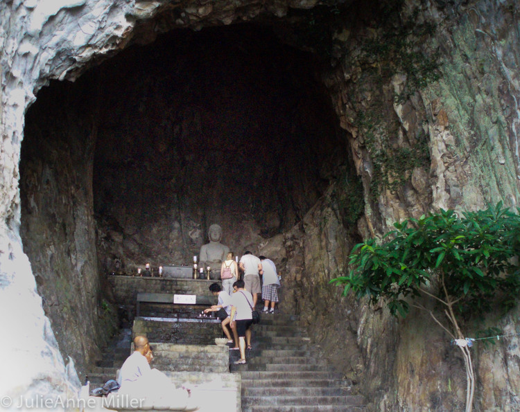 Sanbang Grotto 산방굴사
