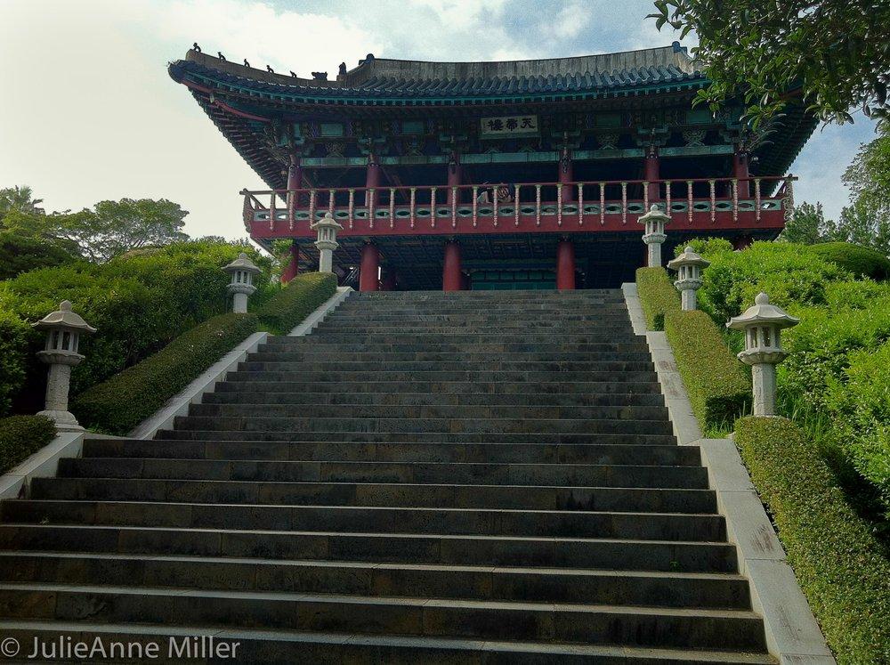 Jungmun Resort Area, Jeju Island, Korea