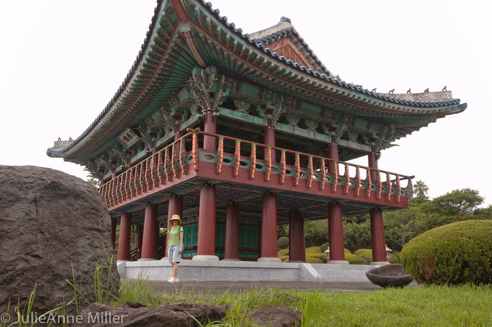 Seogwipo Jungmun resort area (중문관광단지)