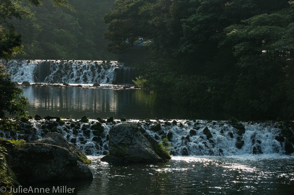 Cheonjiyeon Park, Jeju Island