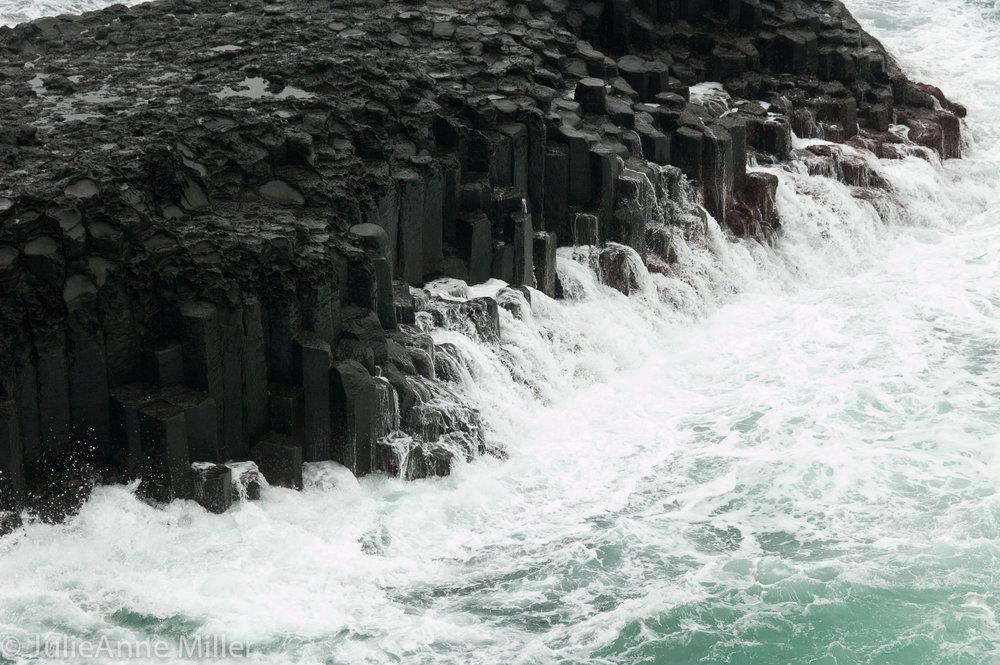 Jusangjeolli Cliffs, Jeju Island, Korea