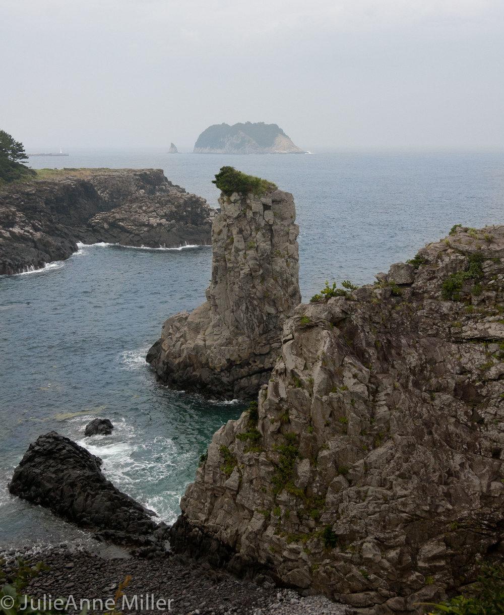 Oedolgae Rock 외돌개(제주)