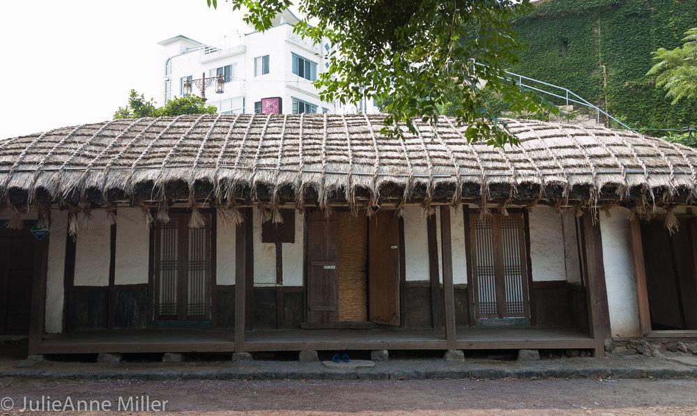 Home of artist Lee Joong Seop, Jeju