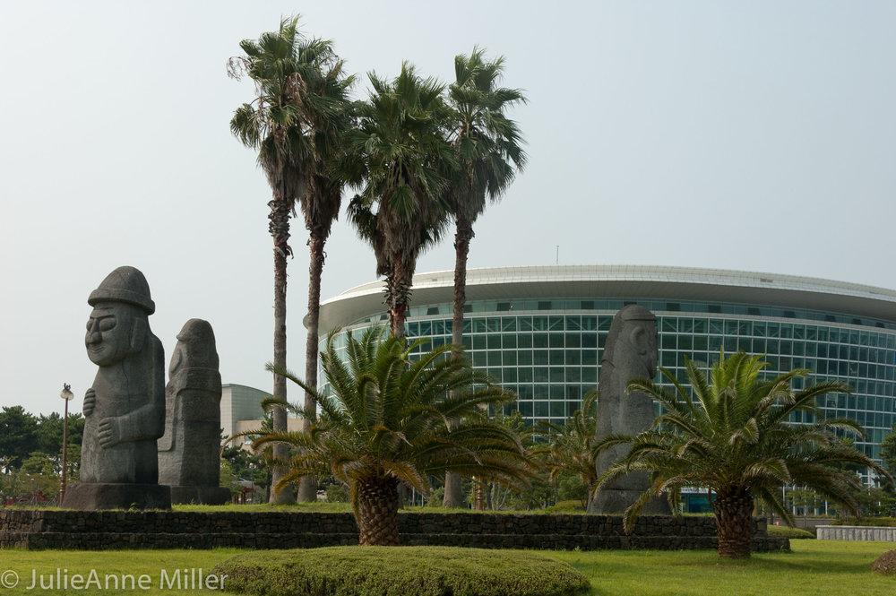 Jeju International Convention Center (제주국제컨벤션센터)