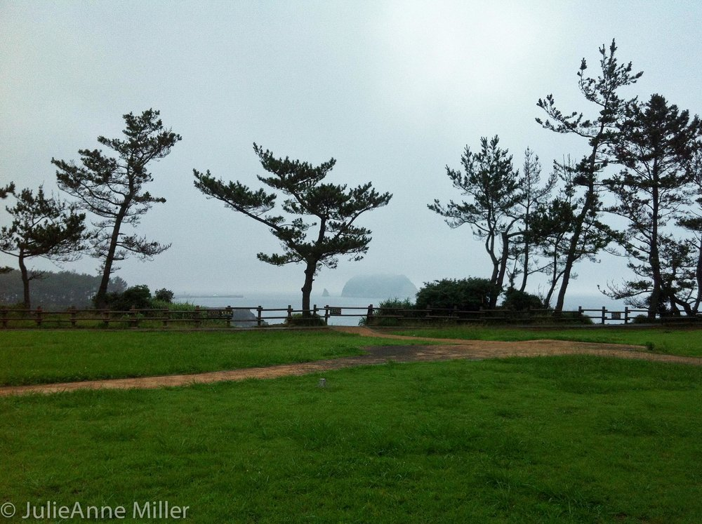 near Oedolgae, Jeju Island