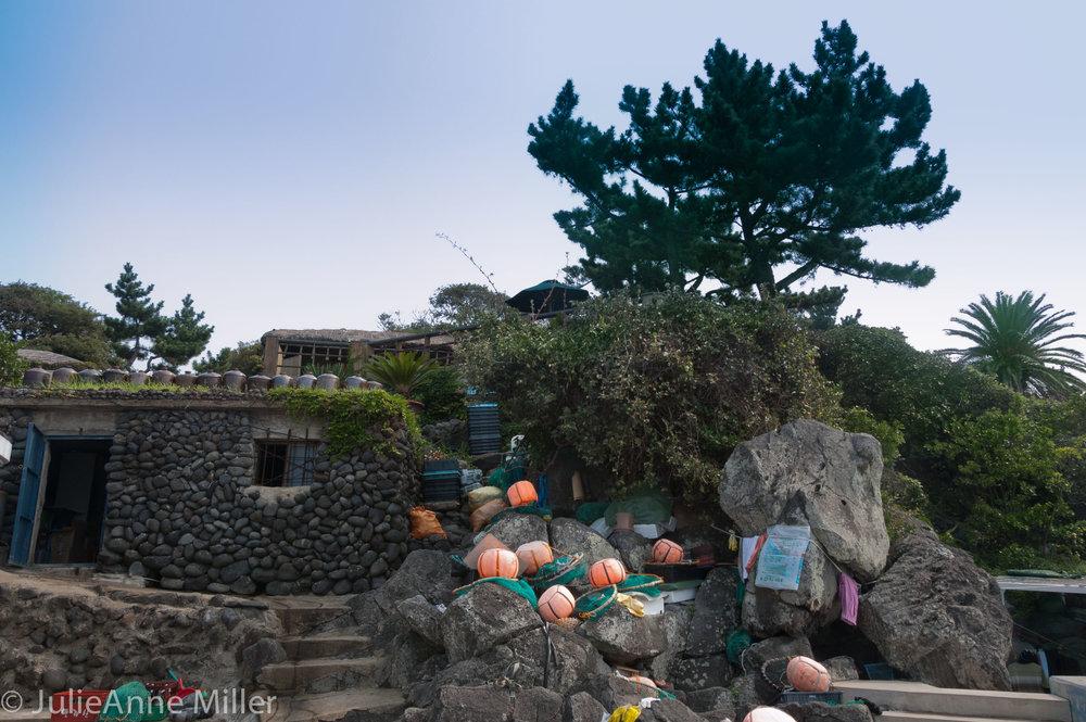 abalone porridge restaurant, Jeju Island