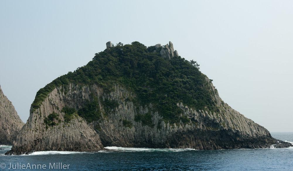 Supseom, Munseom, and Beomseom, Jeju Islands