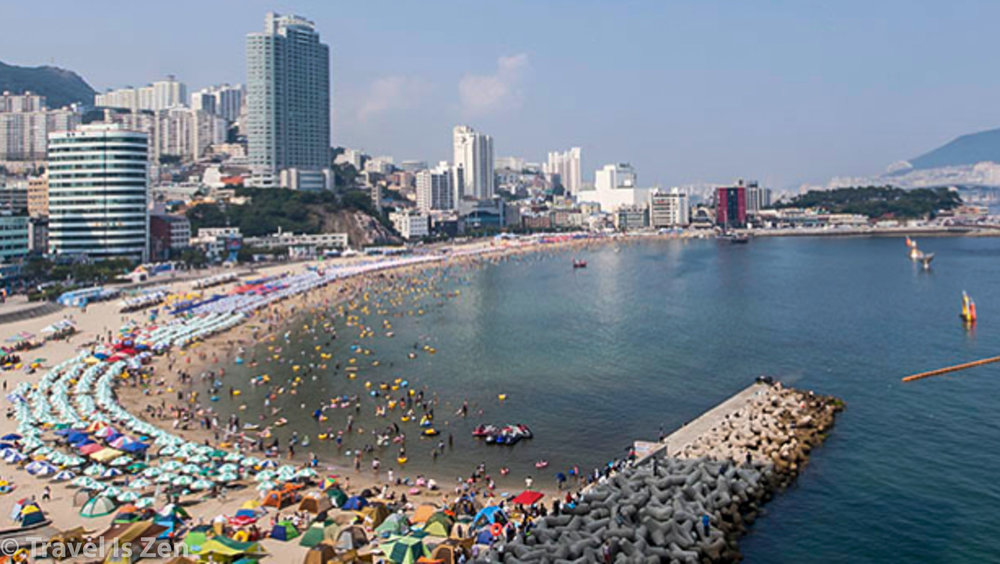 Songdo Beach, Busan