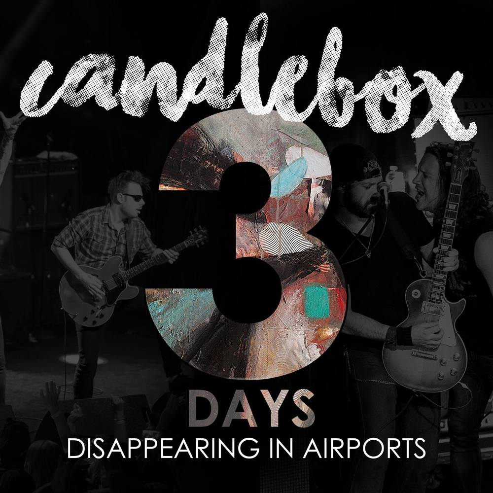 Candlebox- Disappearing in Airports album promotion, April 2016