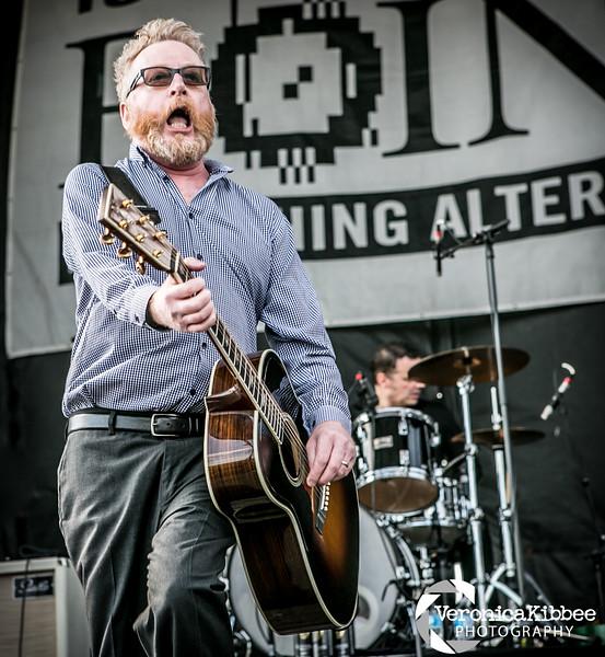 Dave King, Flogging Molly