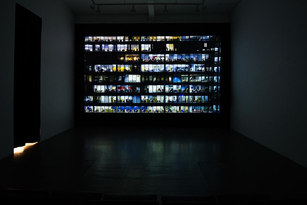 Installation image Galleri Magnus Karlsson