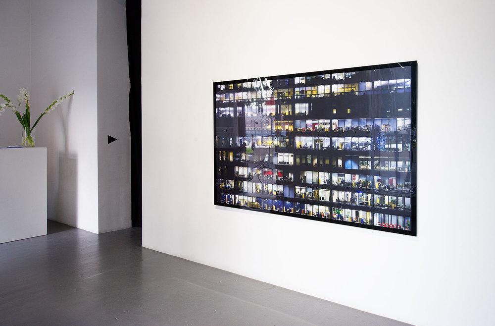 Installation image, Galleri Magnus Karlsson