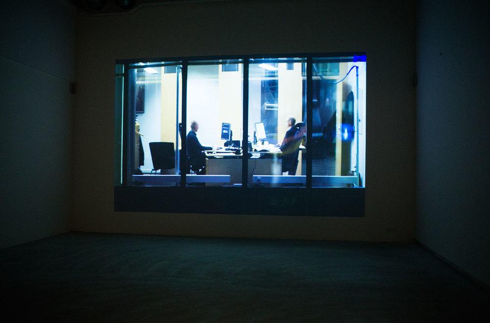 Installation image, Västerås konstmuseum