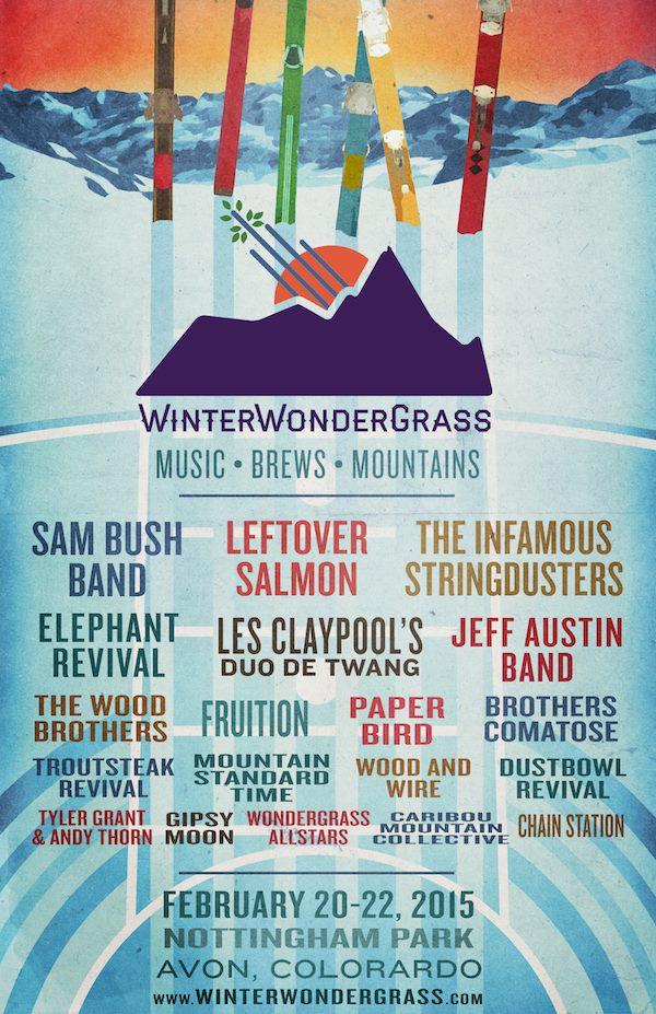 Jeff Austin Band to Play WinterWonderGrass Festival in Avon, CO ...