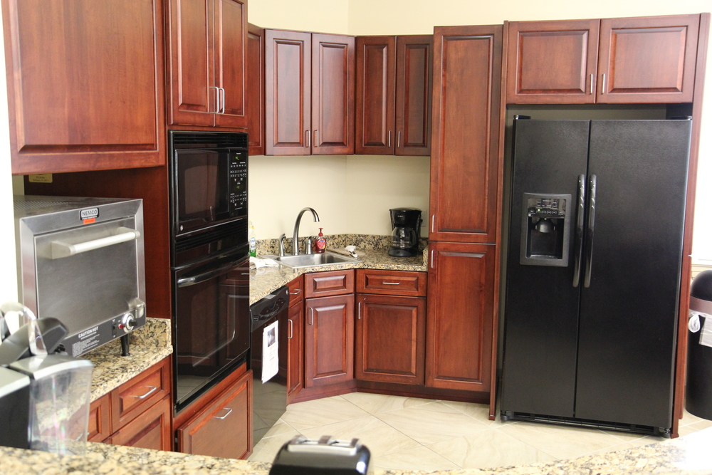More of Fannin Center's Kitchen Facility