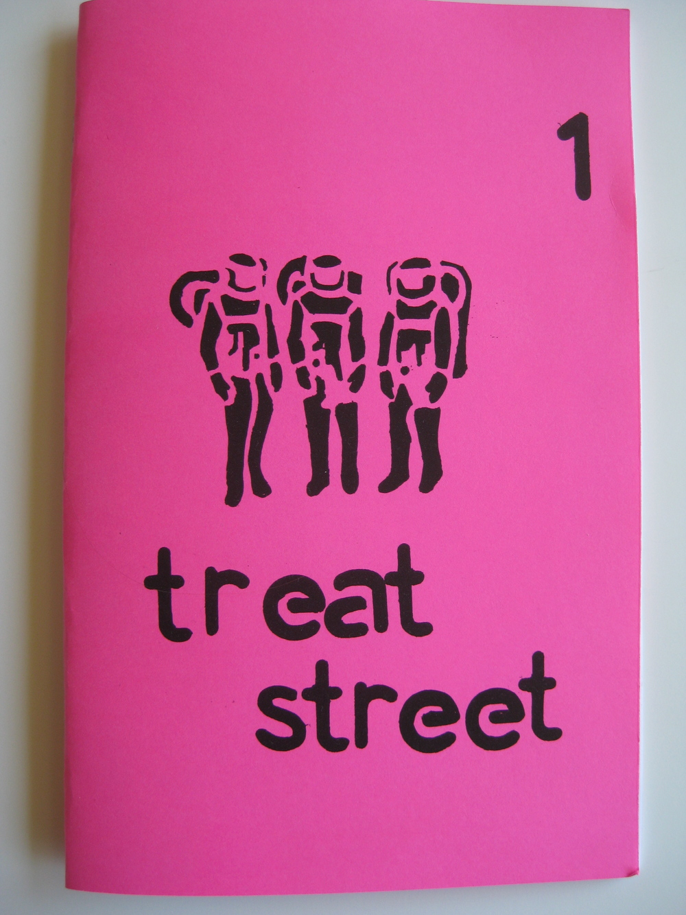 Treat Street Zine