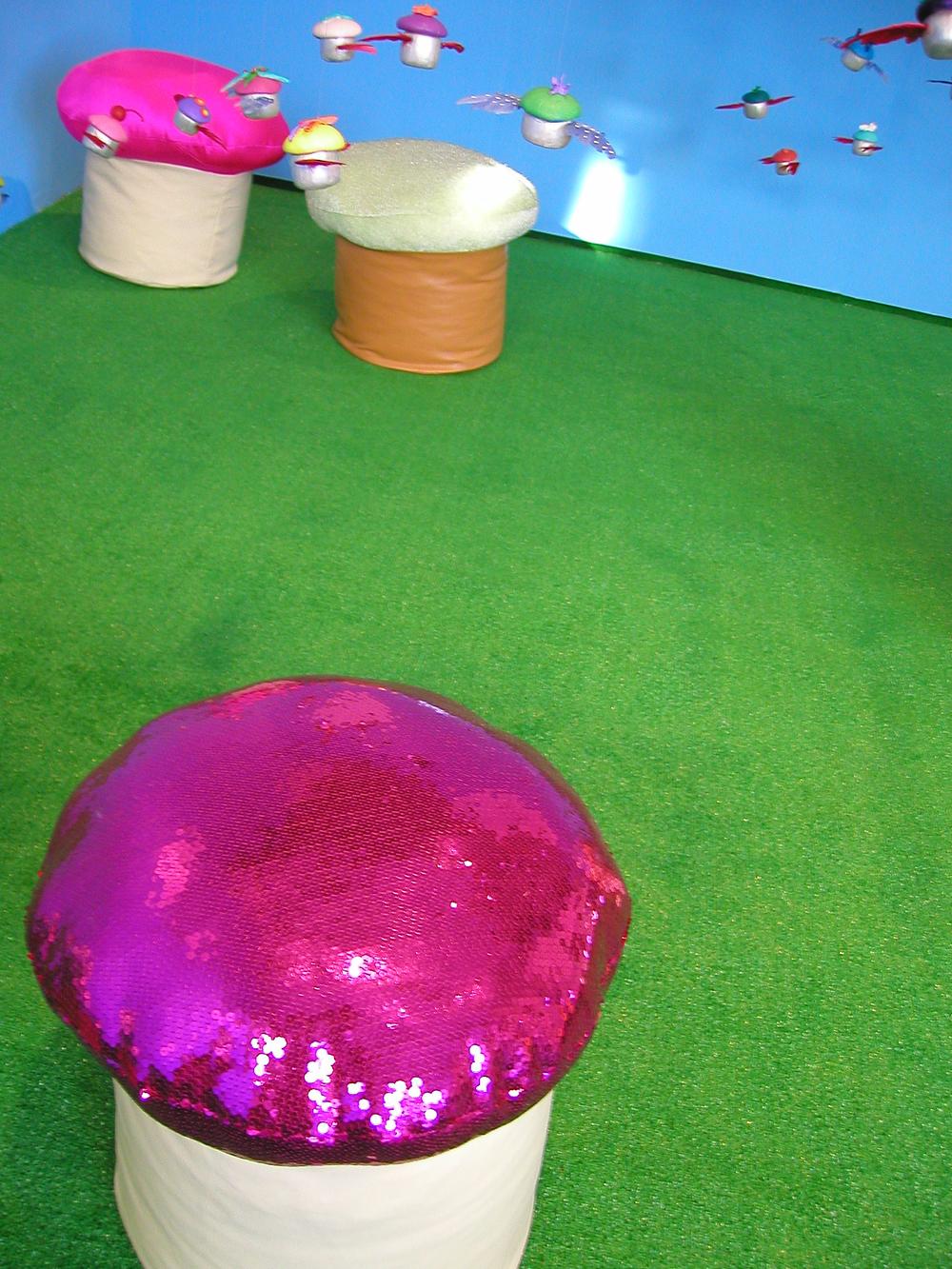Giant Cupcakes (detail)