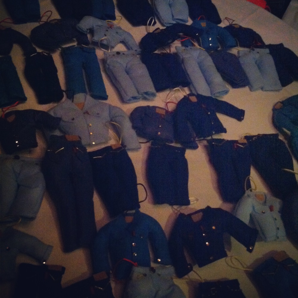 Lil' Levis Jeans and Jackets