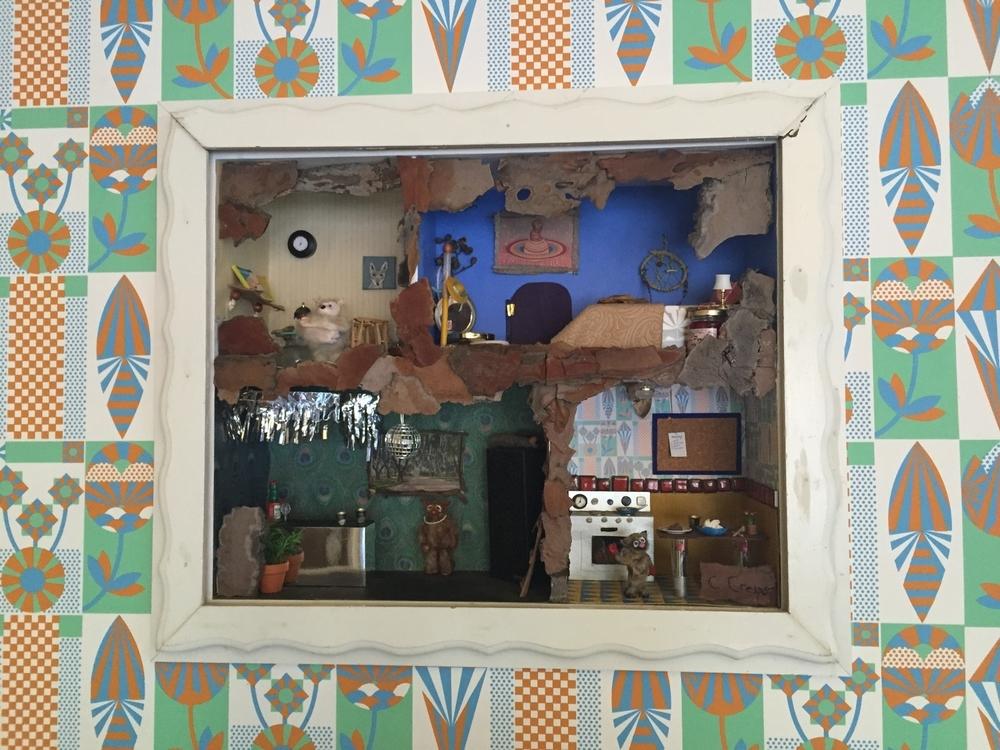 Baechwood Cafe Diorama #2